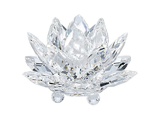 Swarovski 5084103 Candle Holder, Clear