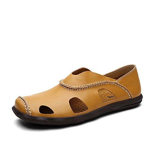 Uomo Da Sandali Outdoor Nero 0 Dimensione Scarpe 0 41 3 Skid CM Leggere EU Casual Giallo Sandali Traspiranti 24 Da 27 Sports 1 Scarpe Spiaggia Colore E5z6Hqn0xw