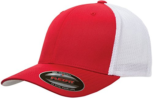 Price comparison product image 6511 Flexfit Trucker Mesh Cap