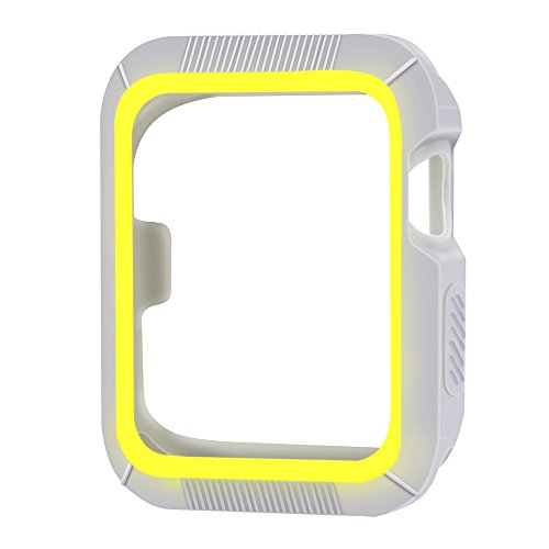 OULUOQI Shock proof Shatter resistant Protective iWatch