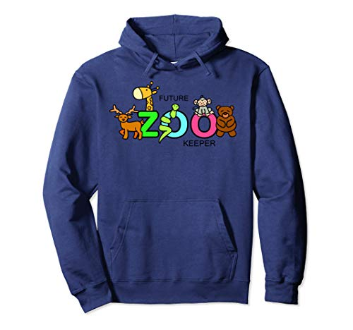 FUTURE ZOO KEEPER Costume African Halloween Hoodie Gift