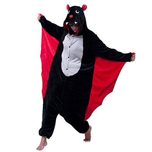 Broadmix-Womens-Anime-Cosplay-Adult-Pajamas-Onesie-Homewear