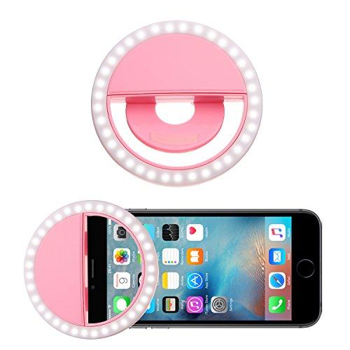 ARCHEER Rechargeable 3 Level Brightness Smartphones