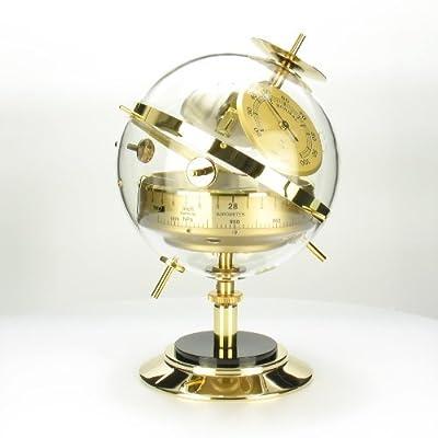 Barometer Weather Station Sputnik in Gold by TFA-Dostmann
