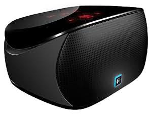 Logitech Mini Boombox - Altavoces portátiles (1.0 channels, Inalámbrico y alámbrico, 3,5 mm, Bluetooth, A2DP, Mono portable speaker)