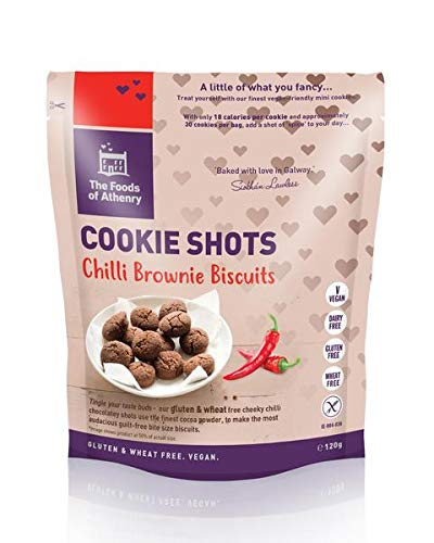 Foods of Athenry Cookie Shots Chilli Brownie Biscuits (6)