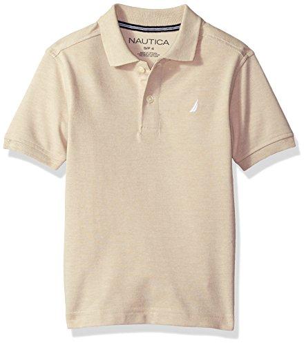 Nautica Short Sleeve Shirt Pique