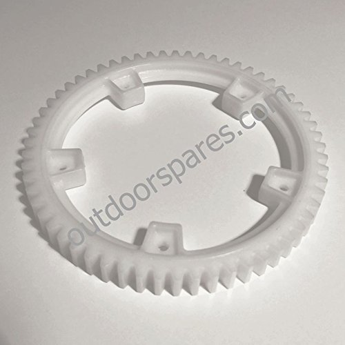 Genuine Castel Garden Rear Wheel Drive Gear, 322120115/0 para ...