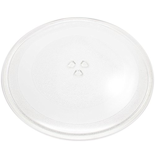 Replacement for Dometic DOTRC17 Microwave Glass Plate - Compatible with Dometic 3390W1A019 Microwave Glass Turntable Tray - 13 1/2