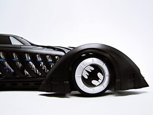Mattel Batman Forever 1995 Elite Edition Hot Wheels Batmobile 1/18, 12 cm