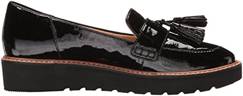 Der August Slip-on Loafer von Naturalizer Women Schwarz
