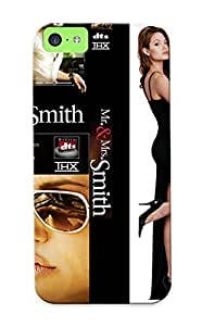 Guidepostee Cute Tpu 308a59a1589 Mrandmrssmith Romantic Comedy Action Mrs Smith Poster Case Cover Design For Iphone 5c
