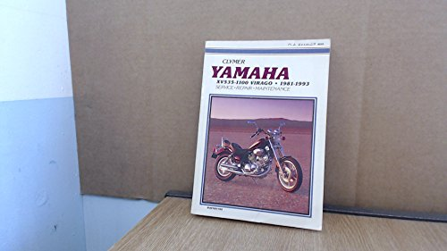 Yamaha Virago Manual - 5