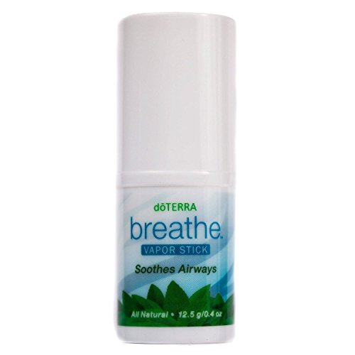 essential oils doterra breathe stick