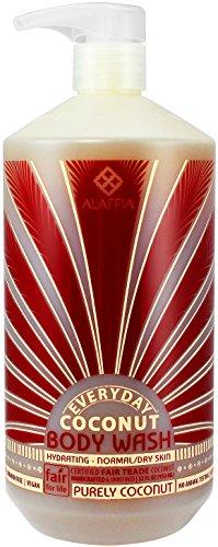 UPC 187132007104, Alaffia - EveryDay Coconut - Hydrating Body Wash, Purely Coconut, 32 Ounces