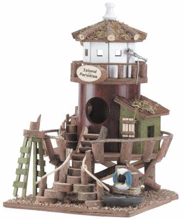 Zingz & Thingz 34716 Island Paradise Birdhouse