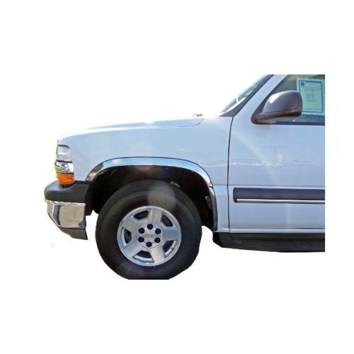 TFP 2131VT Fender Trim for 00-06 Chevrolet Yukon