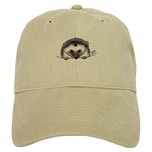 CafePress Hedgehog Baseball Adjustable Closure