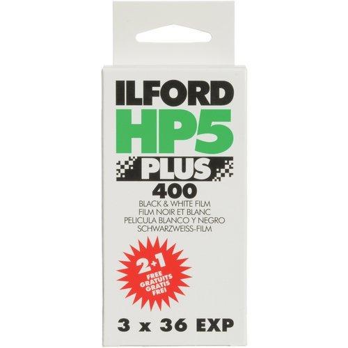 Ilford ILFORD HP5 3 PK Black and White Film UK_ILF1987690