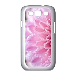 YAYADE Phone Case Of Chrysanthemum rea; flower For Samsung Galaxy S3 I9300