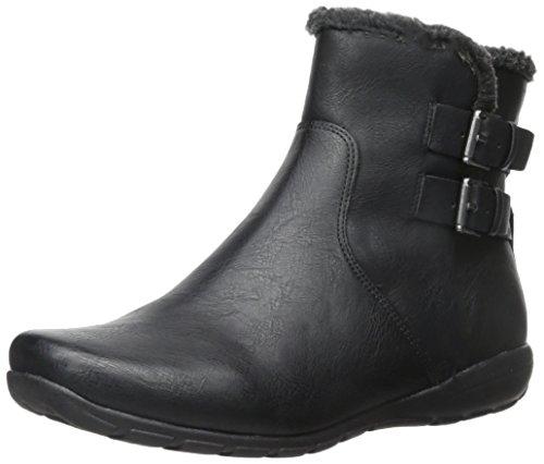 Easy Spirit de la mujer amada Boot Blk-Blk