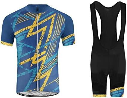 Uglyfrog Ciclismo Jersey Team Ciclismo Ropa Jersey Bib Shorts Kit Camisa de Secado rápido Ropa al Aire Libre de la Bicicleta DXMX07: Amazon.es: Deportes y aire libre