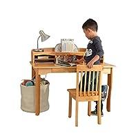 KidKraft Avalon Desk and Chair, Natural