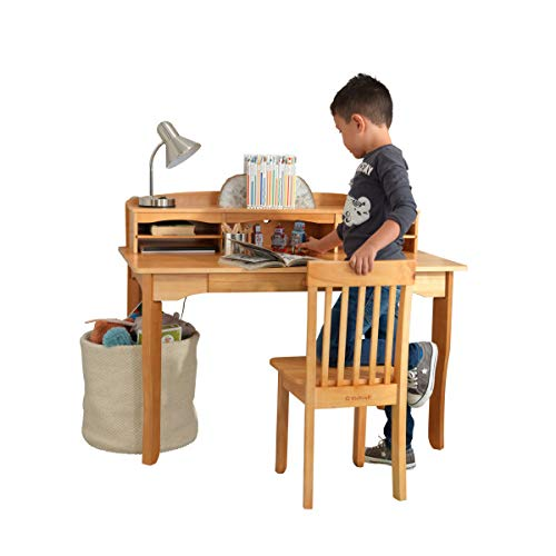 KidKraft Avalon Desk and Chair, Natural