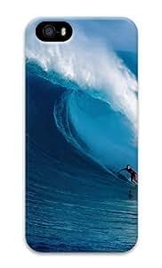 Nature Surfer 3D Case iphone 5S unique covers for Apple iPhone 5/5S