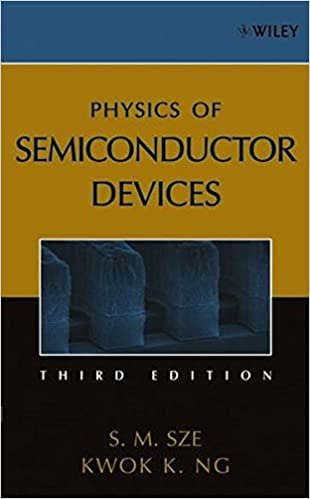 yang fundamentals of semiconductor devices pdf free