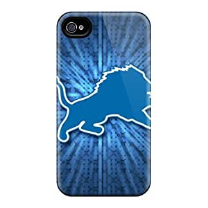 CasCases Protective For Ipod Touch 4 Case Cover Detroit Tigers