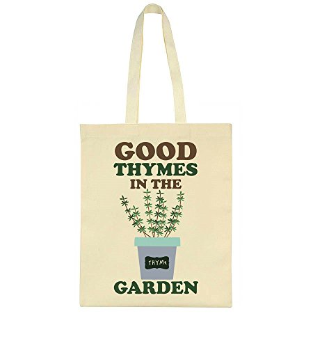 The Thymes Bag Tote In Garden Good P0Hww