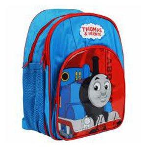 Thomas & Friends Multi Color School Bag (HMSOSB 70003-TH)