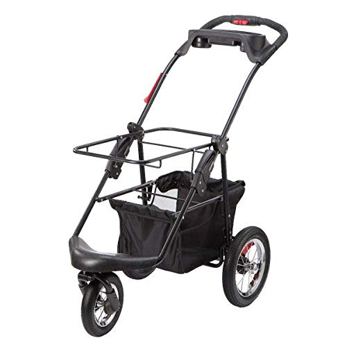 PETIQUE PC02040103 Pet Stroller, Pink Camo, One Size