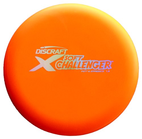 Discraft Soft Challenger Elite X Golf Disc, 170-172 Grams