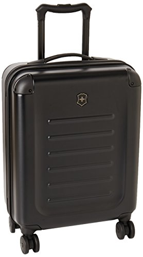 Victorinox Luggage Spectra 2.0 Global Carry-On, Black, One Size by Victorinox