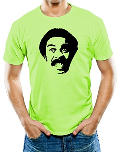 - Universal Apparel Men's Richard Pryor T-Shirt Small Lime