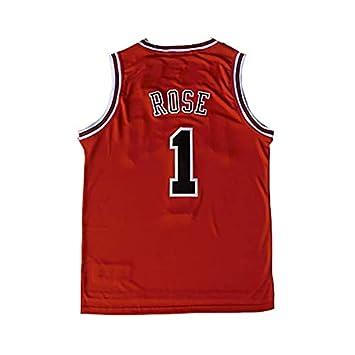 No. 1, Camiseta Derrick Rose, Minnesota Timberwolves, Derrick ...
