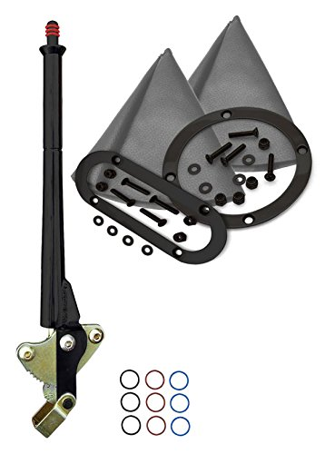 American Shifter 515331 Shifter 45RFE 16 E Brake Trim Kit for F1F93