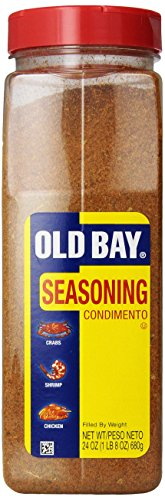Crab Bay Cakes Old (OLD BAY Seafood Seasoning, 24 oz)