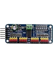 Zeafree 16 Channel PWM/Servo Driver IIC interface-PCA9685 for or pi Shield Module servo Shield