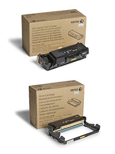 Tambor Original XEROX Alta Capacidad – 106R03622 8500 Páginas – y 101R00555 para Usar con Phaser 3330 WorkCentre 3335/33