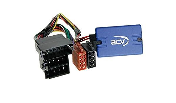 /RN/ ACV 42/ /603/Steering Wheel Remote Control Adapter