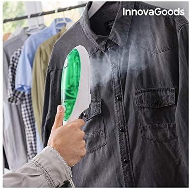 InnovaGoods V0100813 Plancha de Vapor Vertical, 1000 W, Blanco ...