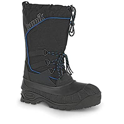 Amazon.com | Kamik Men's Rider Waterproof Winter Boots