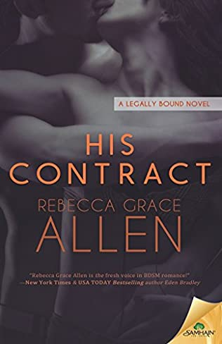 book cover of His Contract