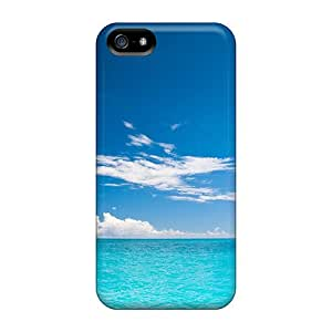 Iphone 5/5s Cover Case - Eco-friendly Packaging(into Infinite Waters)