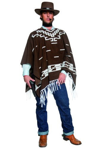 Western Female Outlaw Costumes - Smiffys Men's Authentic Wandering Gunman Dress