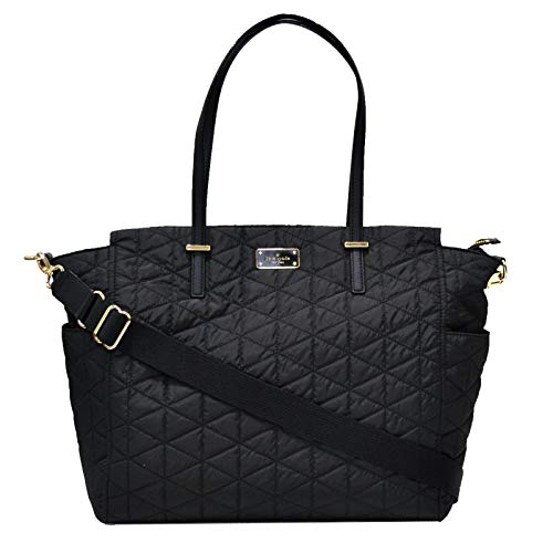 Kate Spade New York Wilson Road Quilted Kaylie Baby Diaper Bag (Nylon Baby Bag Tote)