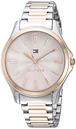 's Lori Quartz Watch with Two-Tone-Stainless-Steel Strap, 14 (Model: 1781952) ()